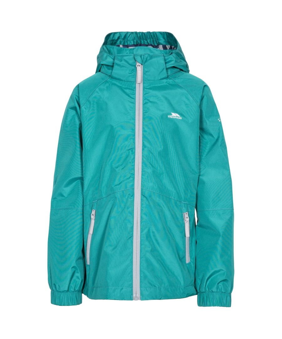 Image for Trespass Childrens Girls Fenna Waterproof Jacket