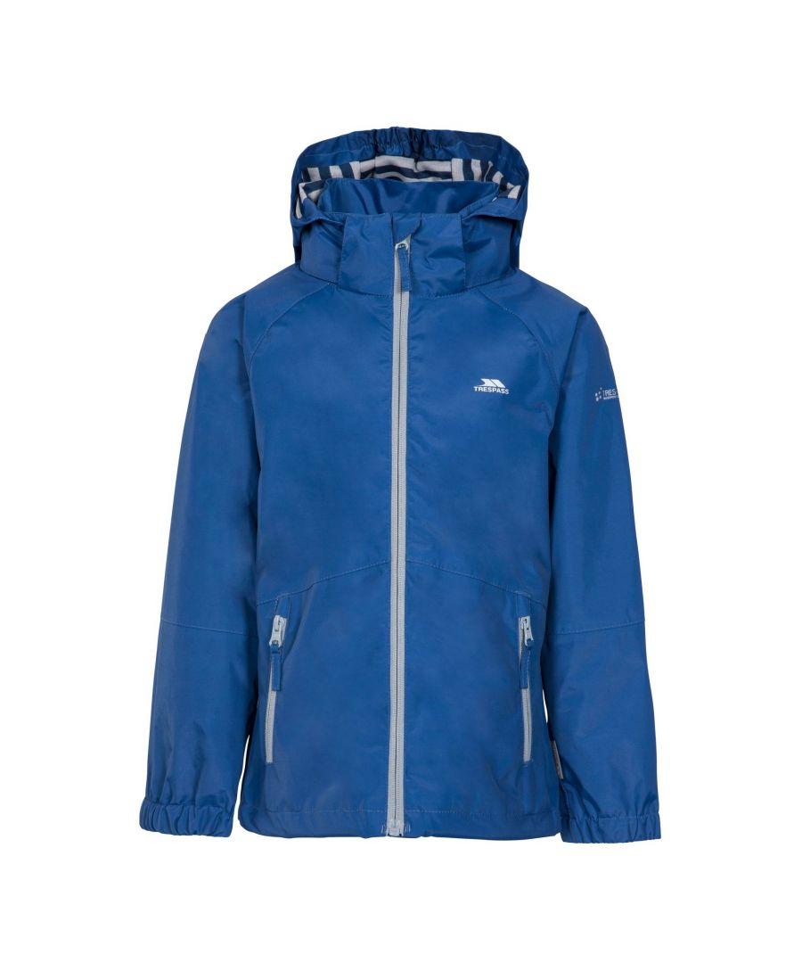 Image for Trespass Childrens Girls Fenna Waterproof Jacket