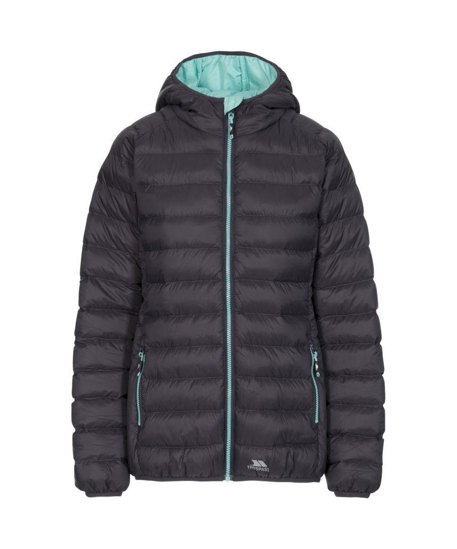 Image for Trespass Womens/Ladies Abigail Casual Padded Jacket