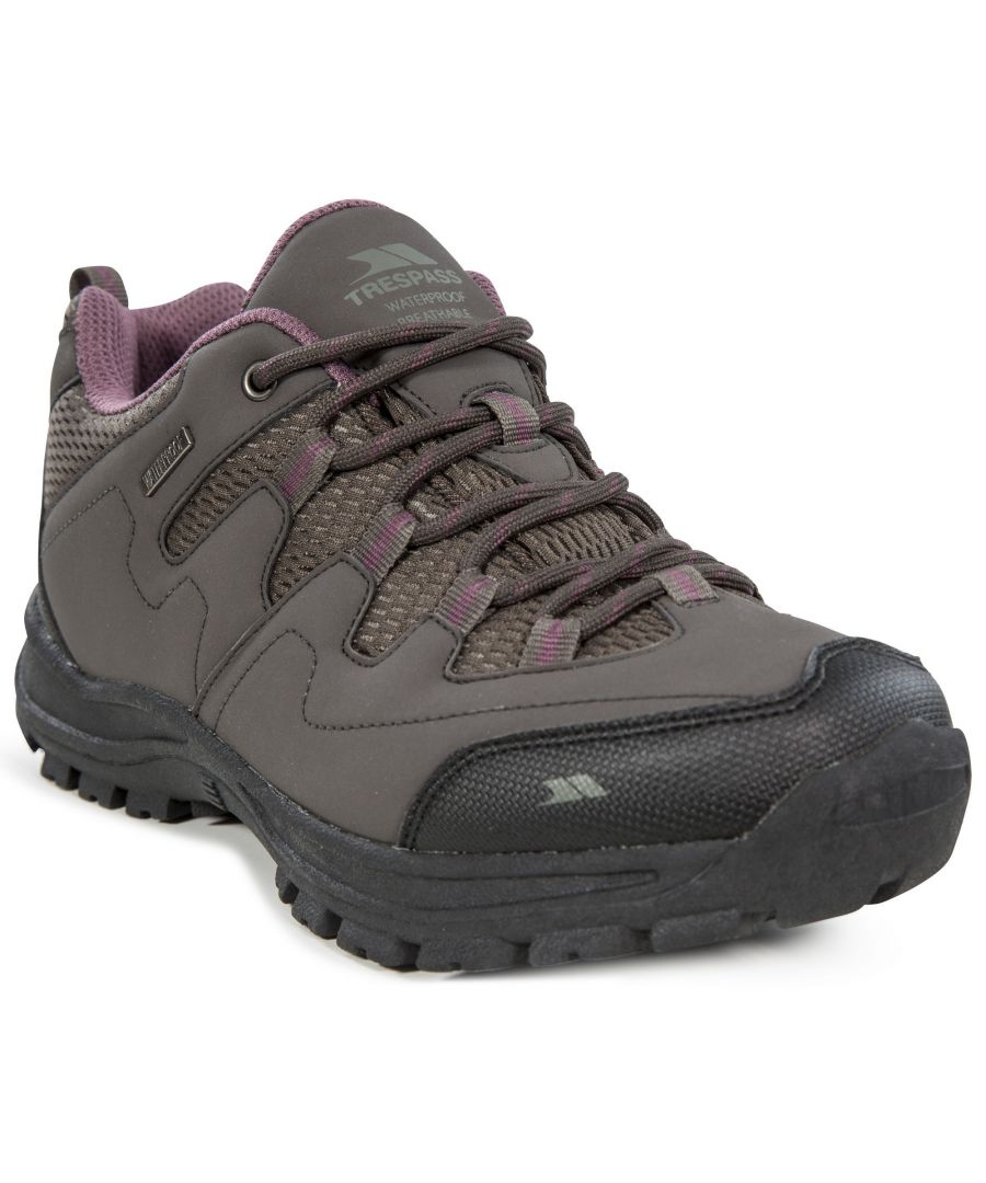 Image for Trespass Womens/Ladies Mitzi Low Cut Hiking Shoes