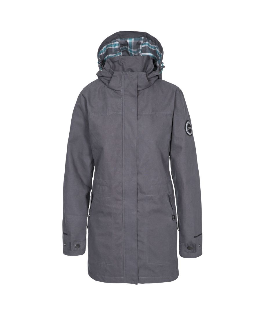 Image for Trespass Womens/Ladies Henriette Waterproof DLX Jacket
