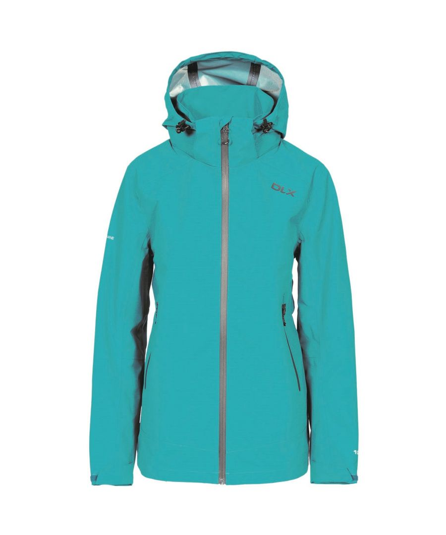 Image for Trespass Womens/Ladies Gayle Waterproof Jacket