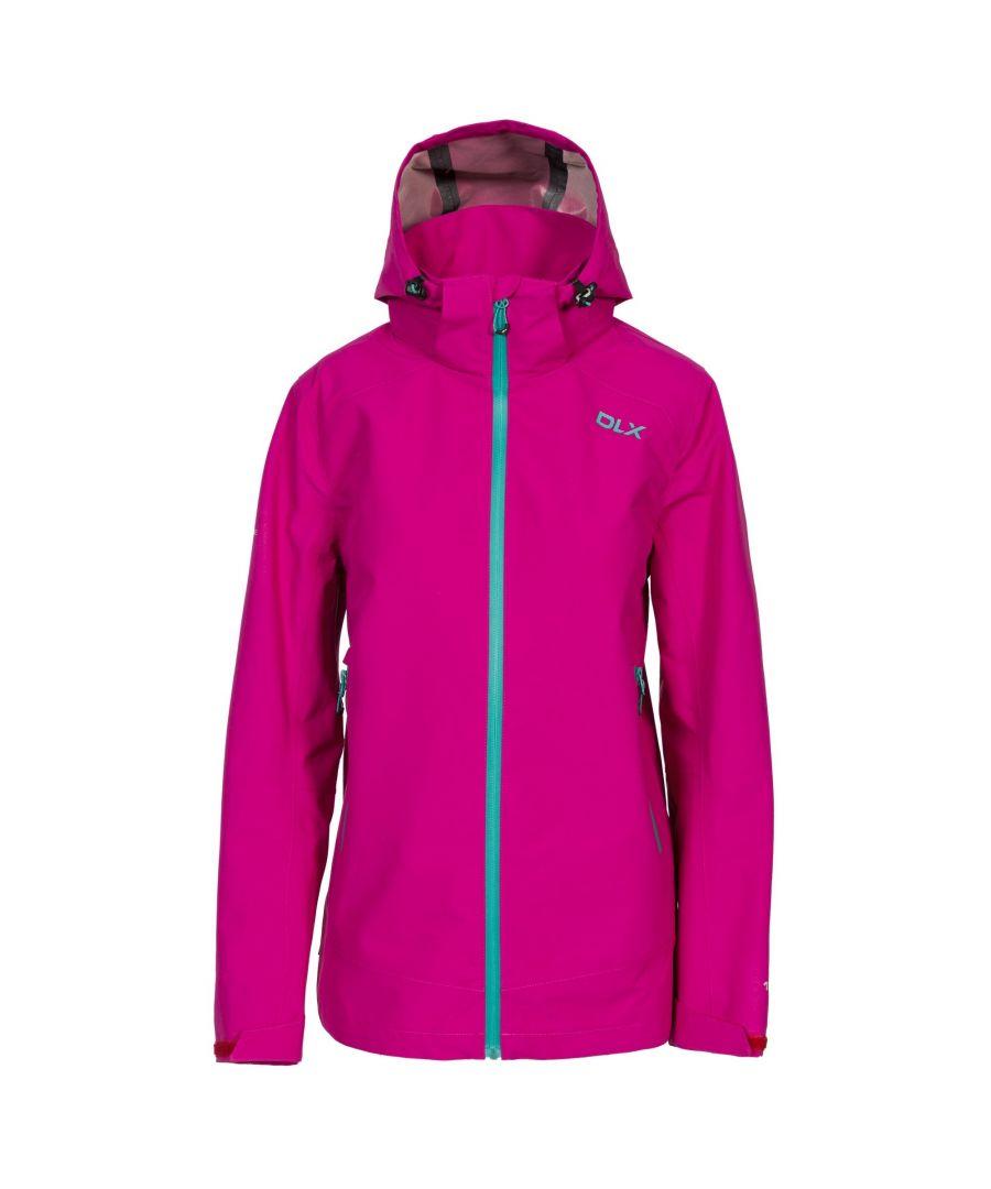 Image for Trespass Womens/Ladies Gayle Waterproof Jacket