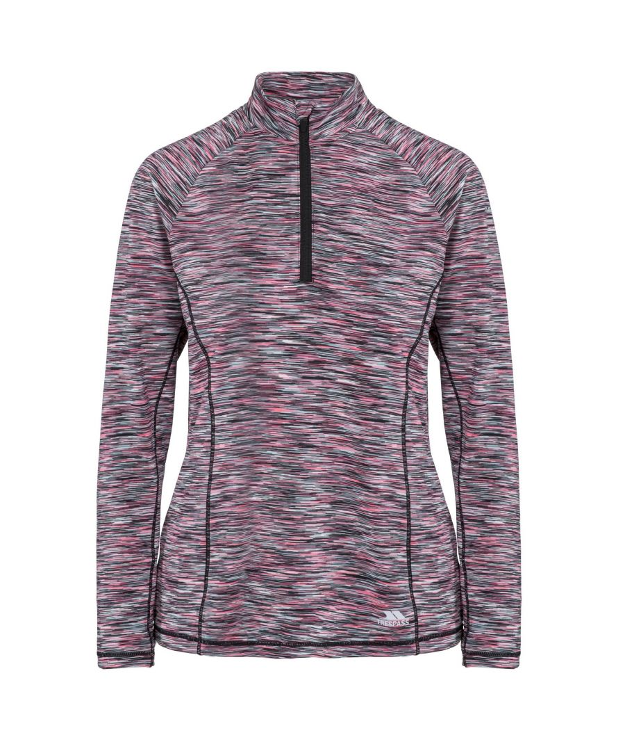 Image for Trespass Womens/Ladies Edith Active Top