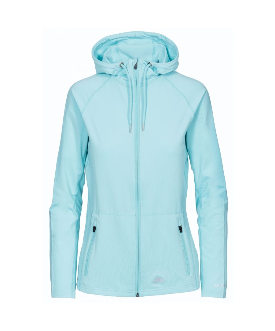 Image for Trespass Womens/Ladies Dacre Active Hoodie