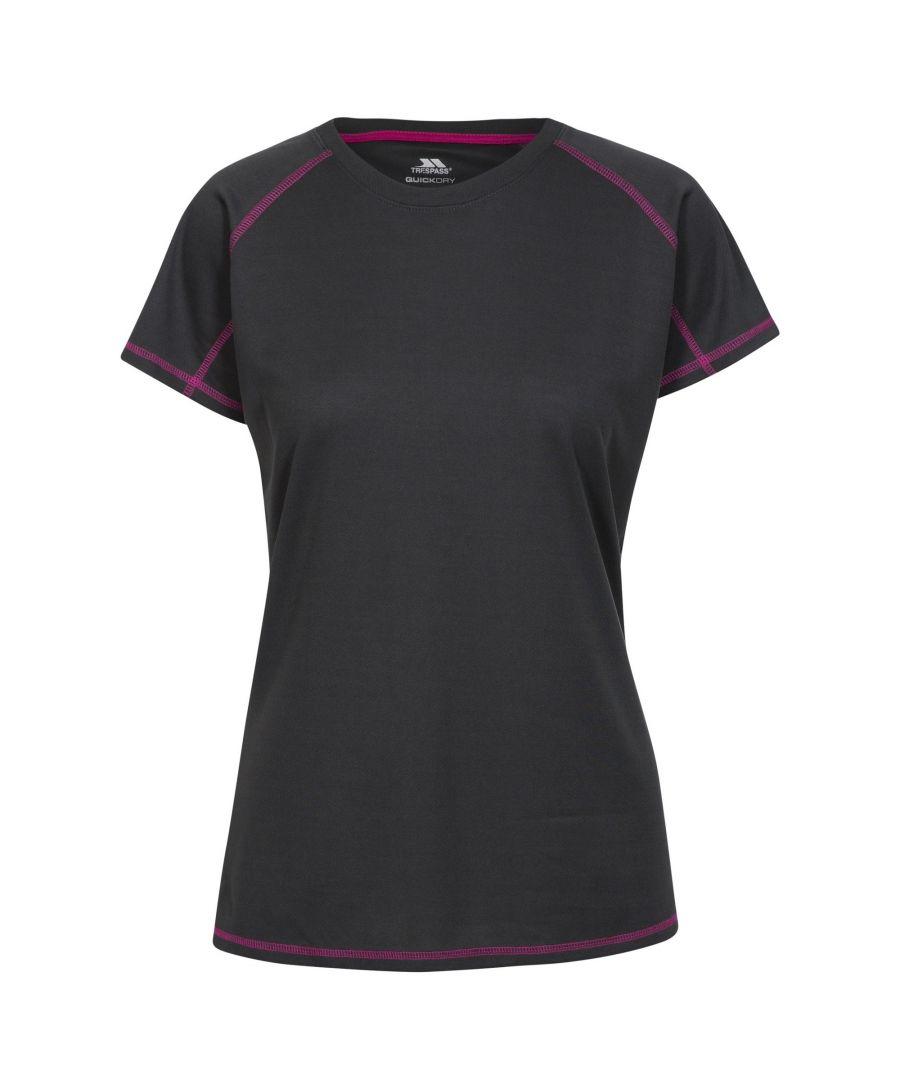 Image for Trespass Womens/Ladies Viktoria Active T-Shirt