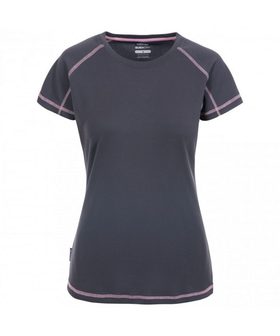 Image for Trespass Womens/Ladies Viktoria Active T-Shirt