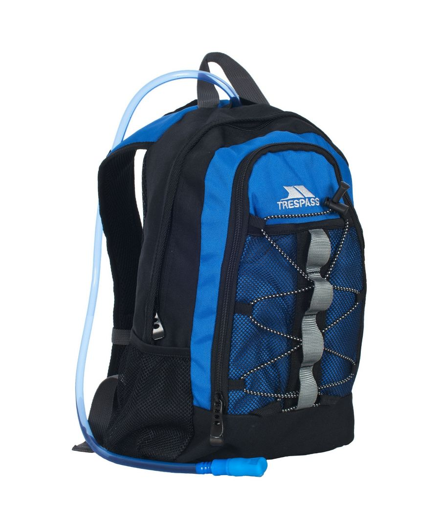Image for Trespass Slake Hydration Backpack/Rucksack (14 Litres) With Water Bladder (2 Litres)