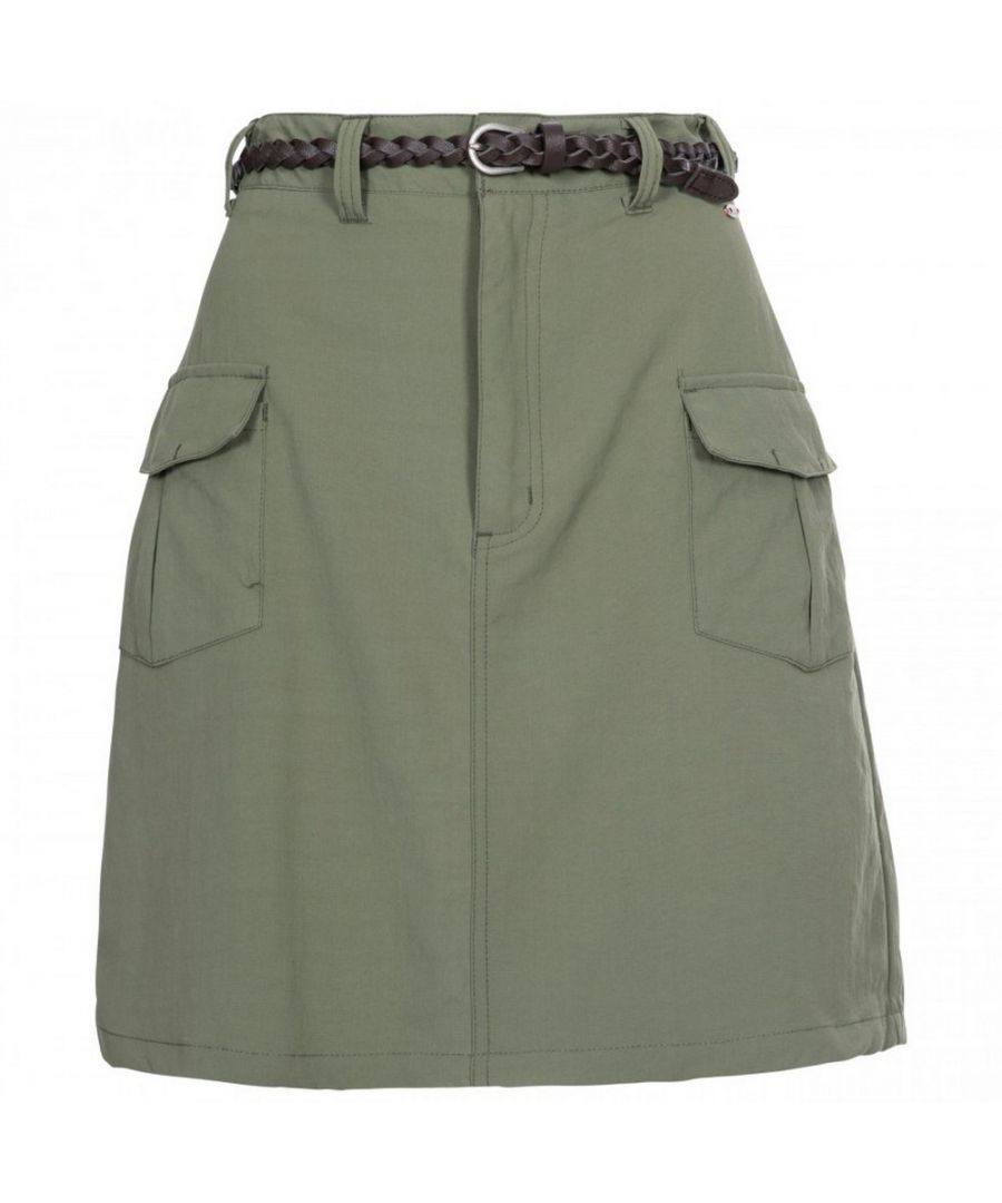 Image for Trespass Womens Quora Belted Skirt