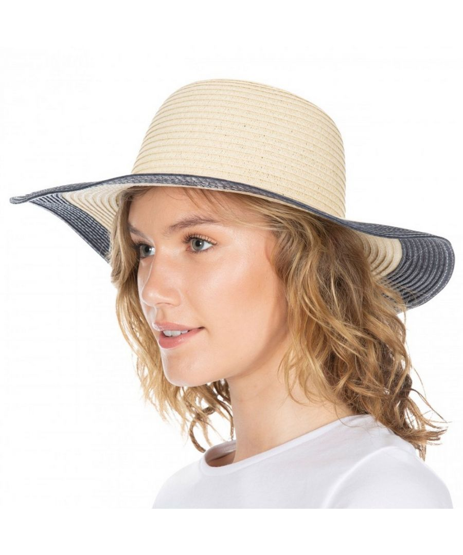 Image for Trespass Womens Acapulco Straw Hat
