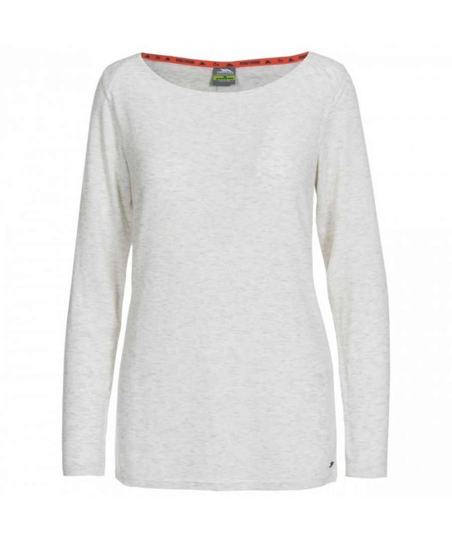 Image for Trespass Womens Daintree Long Sleeved T Shirt