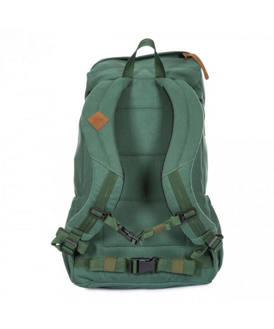 Image for Trespass Braeriach 30 Litre Canvas Backpack
