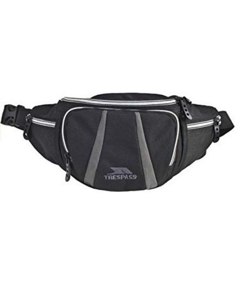 Image for Trespass Dax Bumbag / Waistbag / Hippack (2.5 Litres)