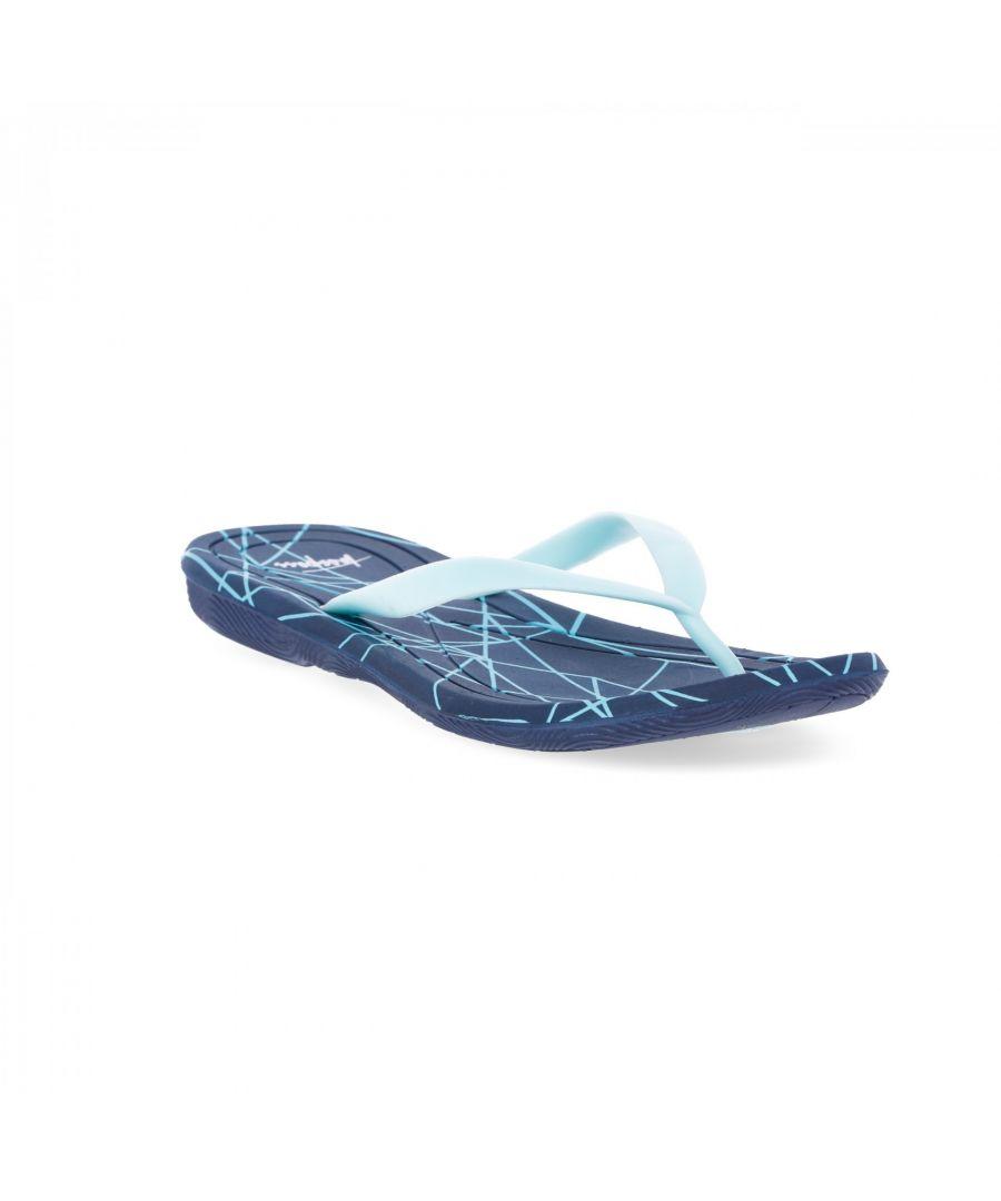 Image for Trespass Womens/Ladies Zola Active Flip Flops