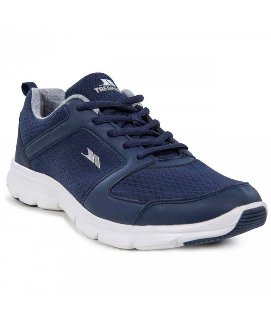 Image for Trespass Mens Chasing Memory Foam Trainers