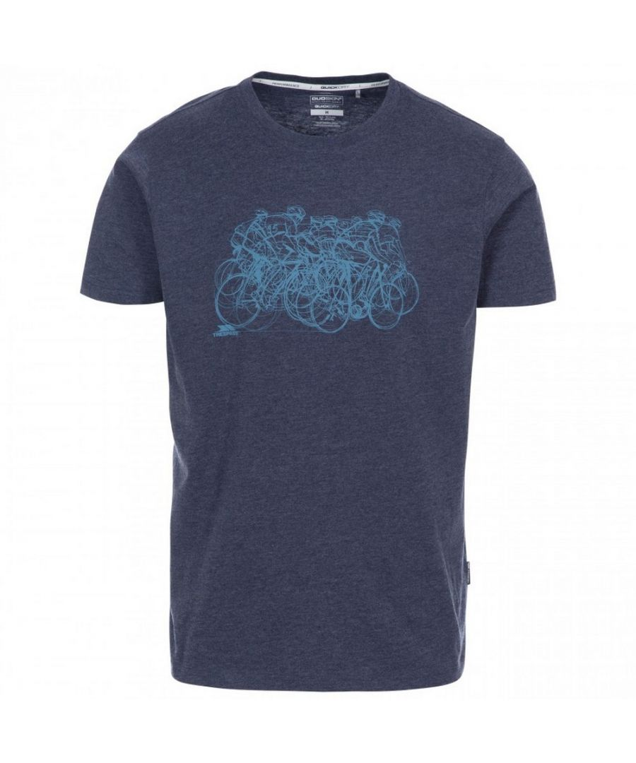 Image for Trespass Mens Wicky II Quick Dry T Shirt