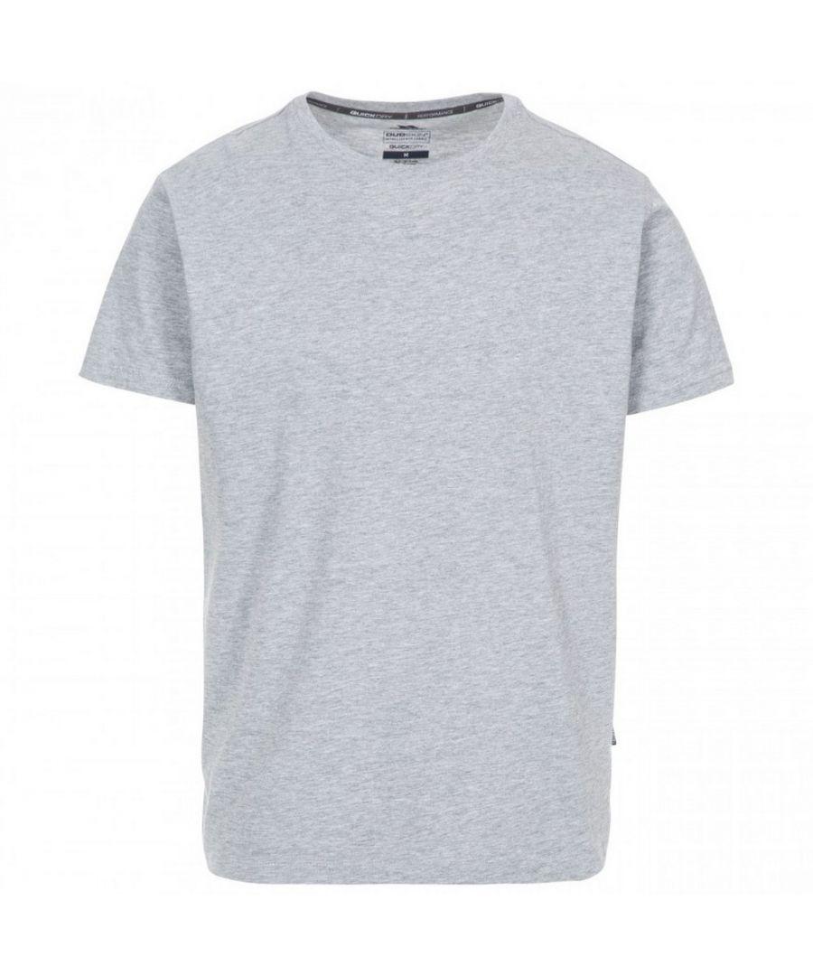 Image for Trespass Mens Plaintee Quick Dry T Shirt