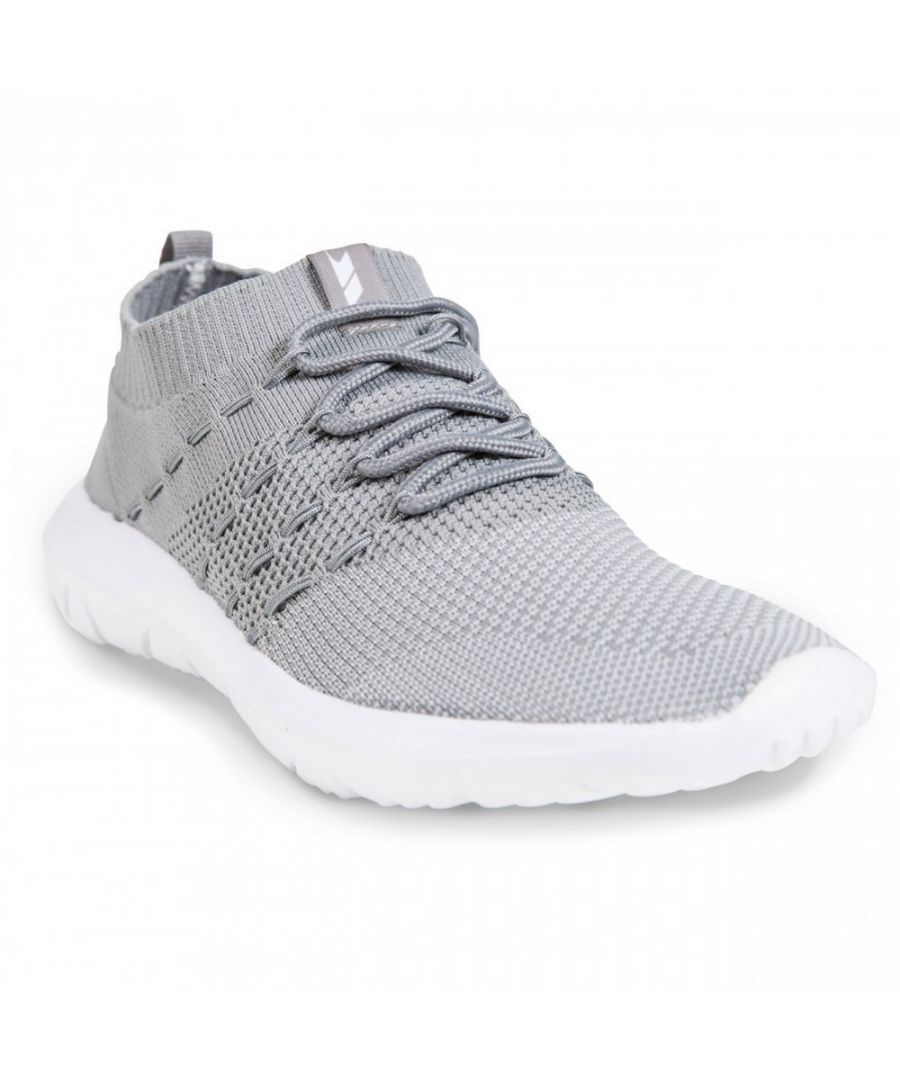 Image for Trespass Womens/Ladies Massie Knitted Trainers