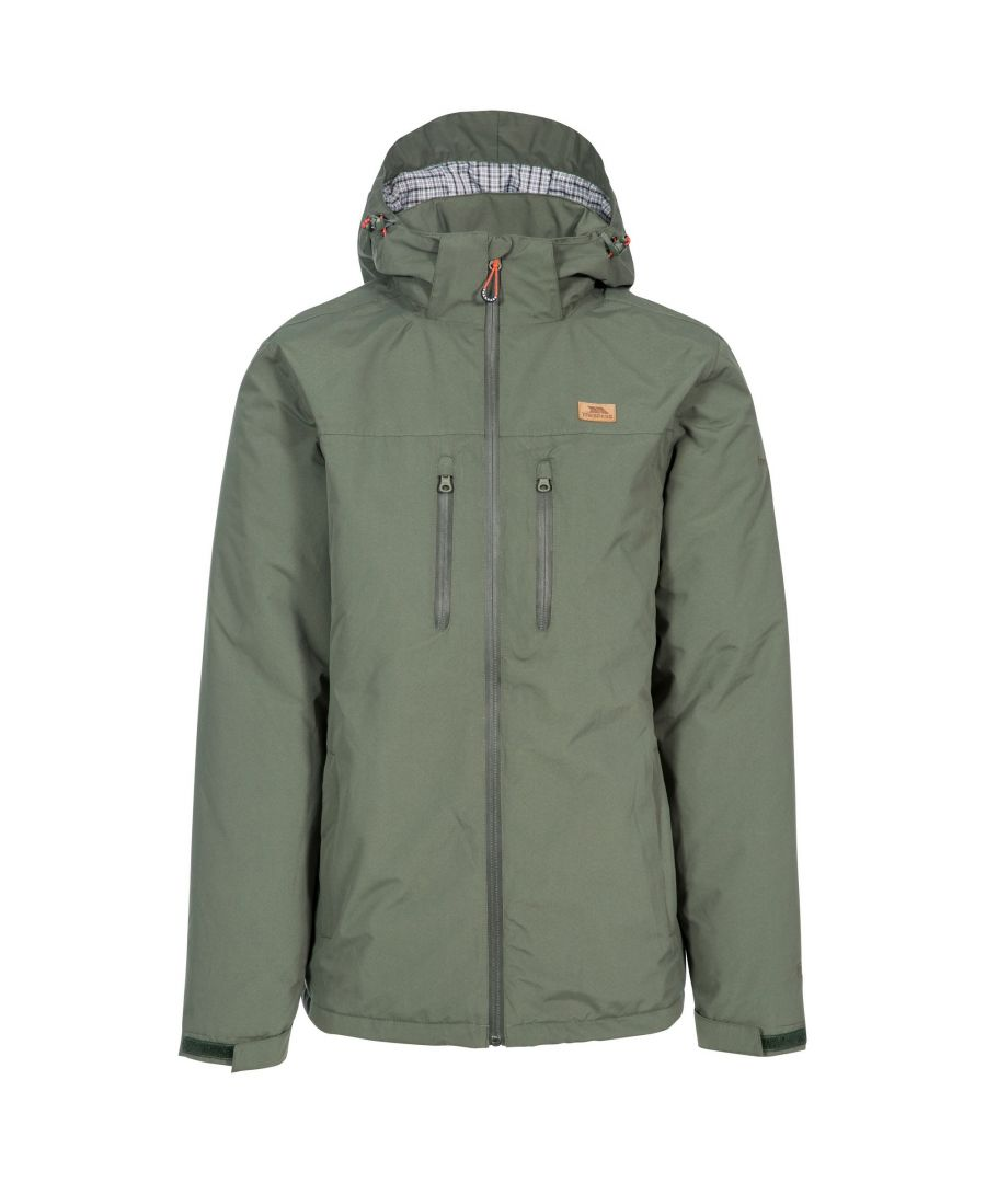 Image for Trespass Mens Toffit Waterproof Jacket