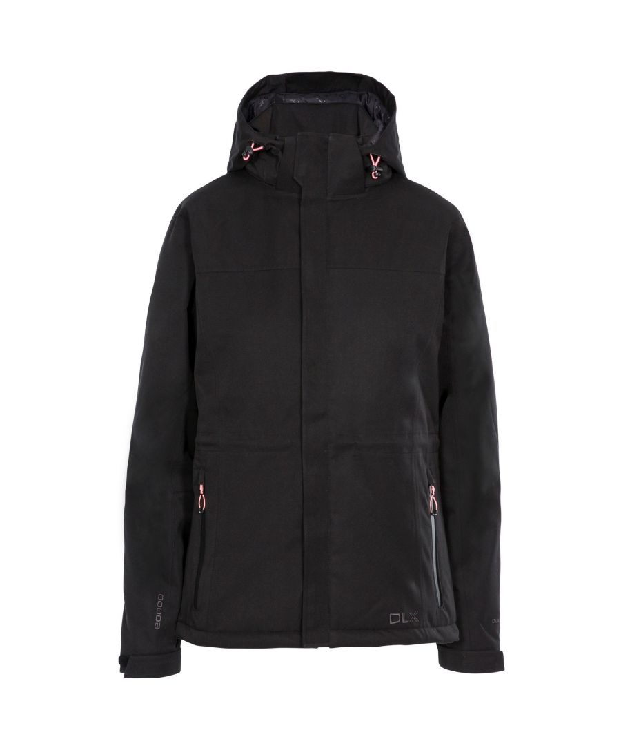 Image for Trespass Womens/Ladies Mendell Waterproof Jacket