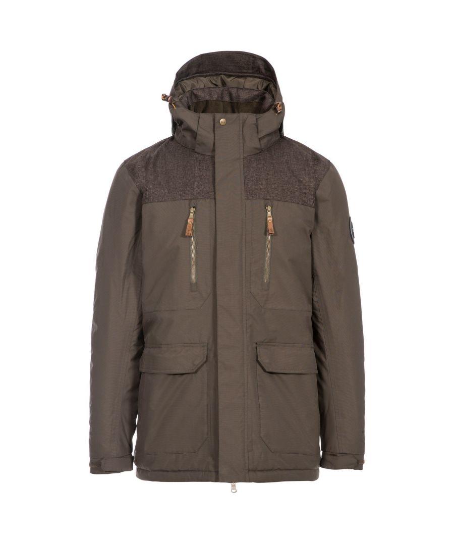 Image for Trespass Mens Rockwell Waterproof Jacket