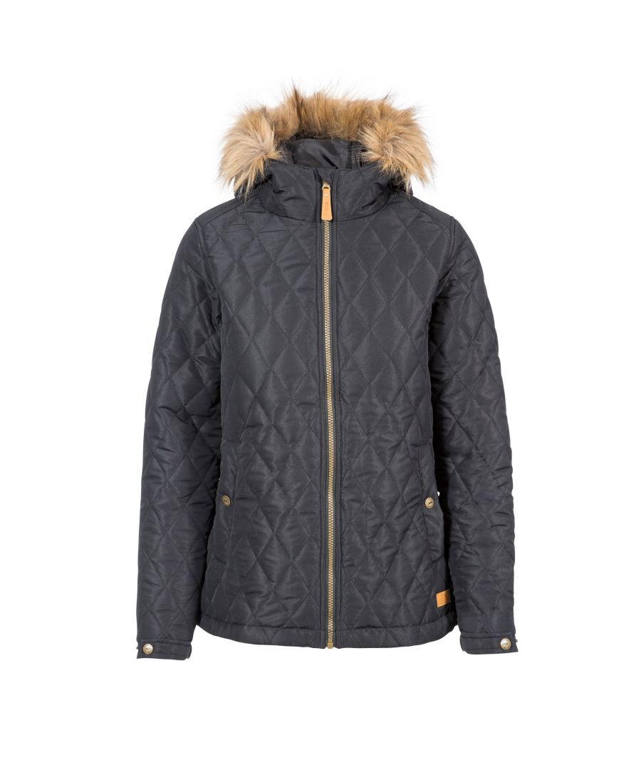 Image for Trespass Womens/Ladies Genevieve Quilted Jacket