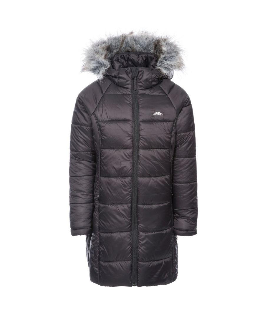 Image for Trespass Childrens Girls Elimore Padded Jacket