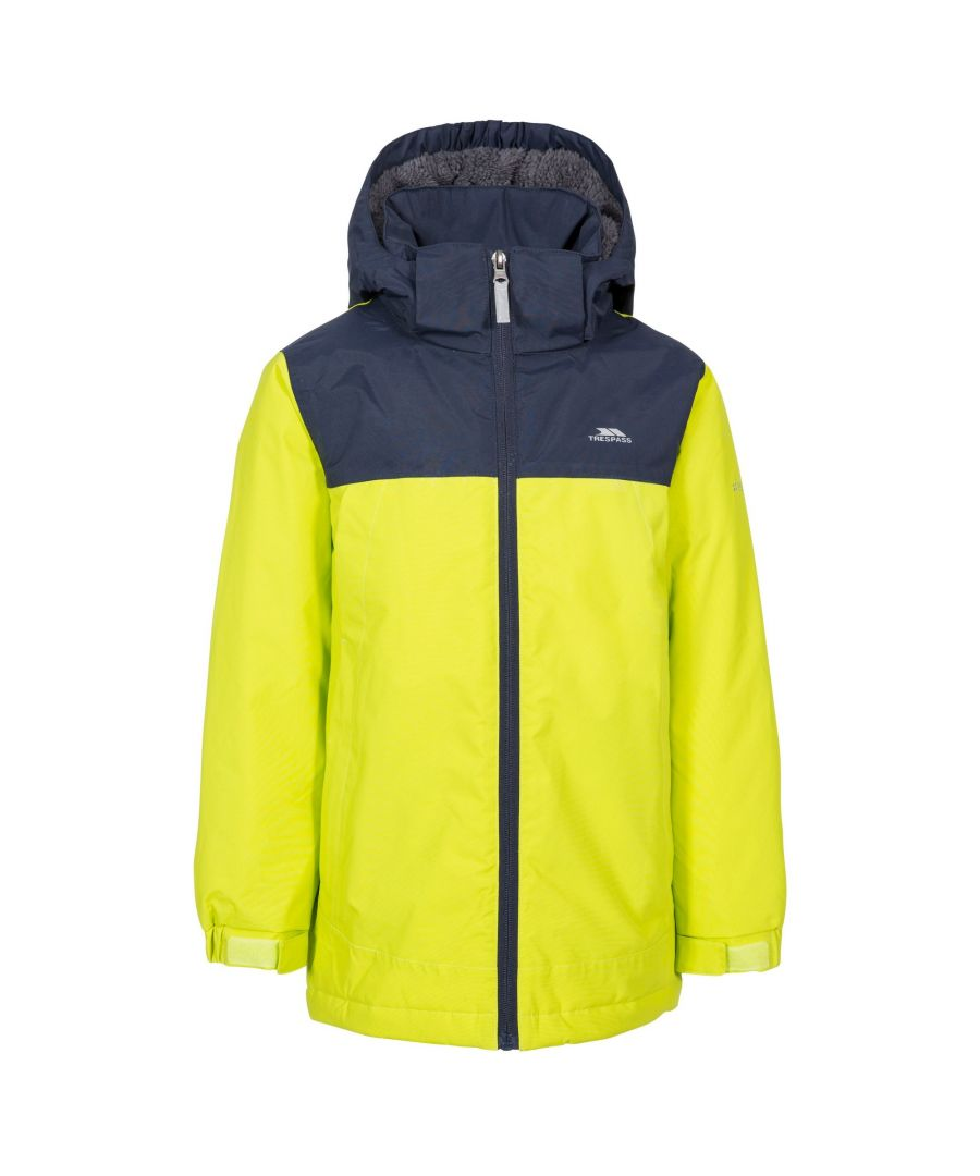 Image for Trespass Childrens Boys Mikael Waterproof Jacket