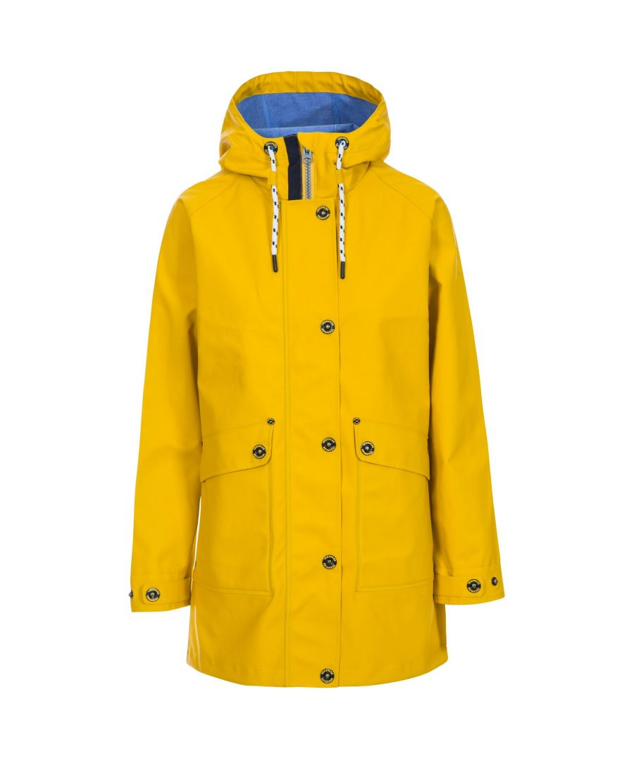 Image for Trespass Womens/Ladies Shoreline Rain Jacket