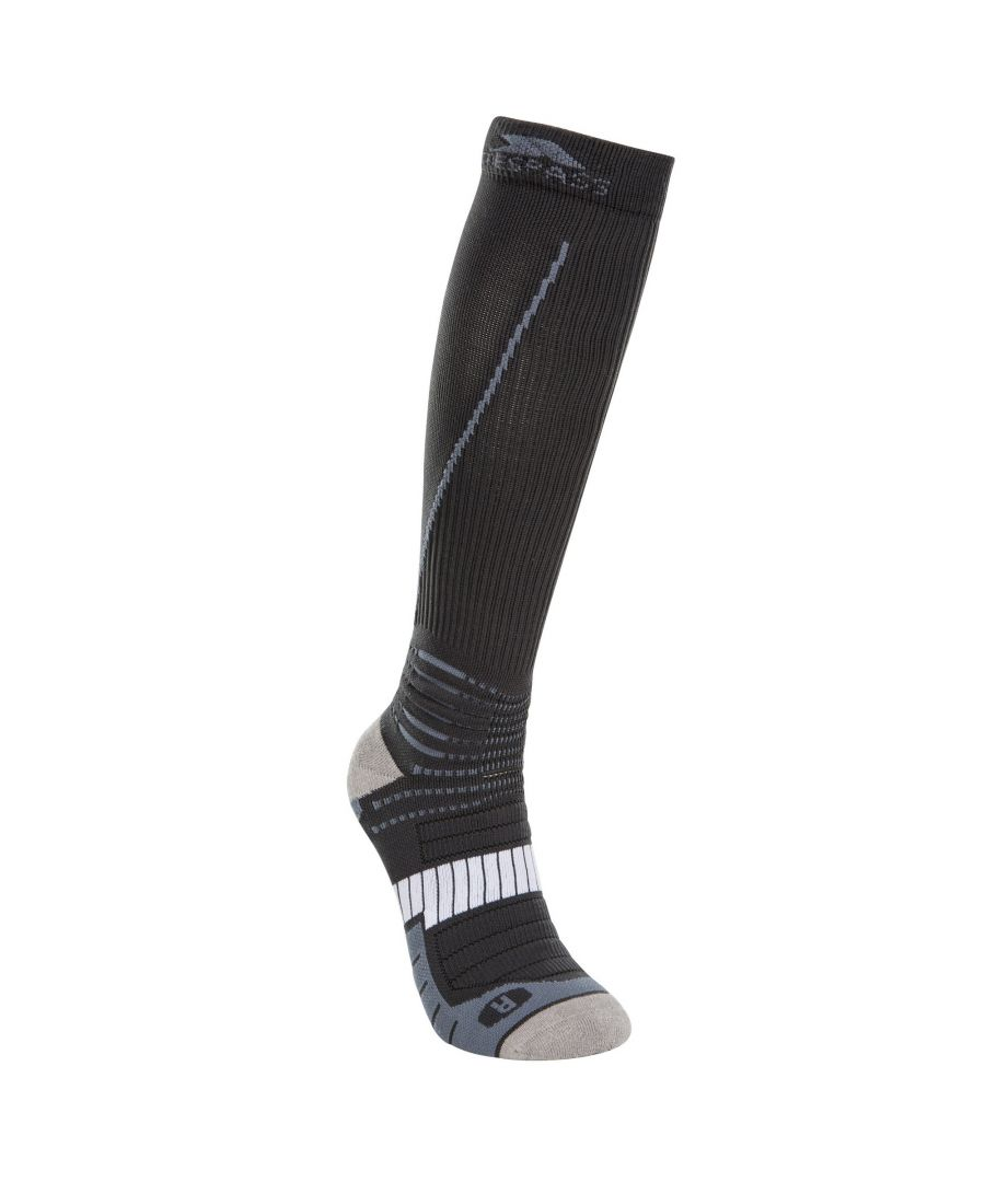 Image for Trespass Unisex Contrair Multi-Sports Compression Socks (1 Pair)