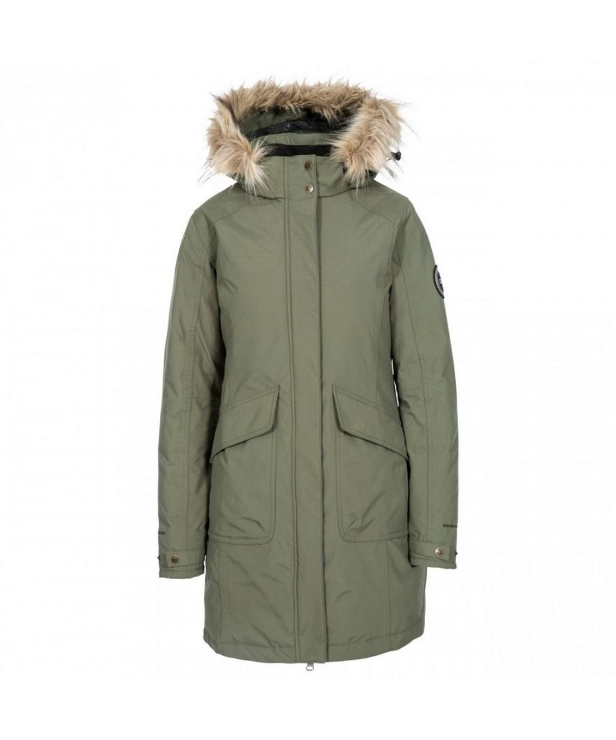 Image for Trespass Womens/ladies Bettany Dlx Down Jacket