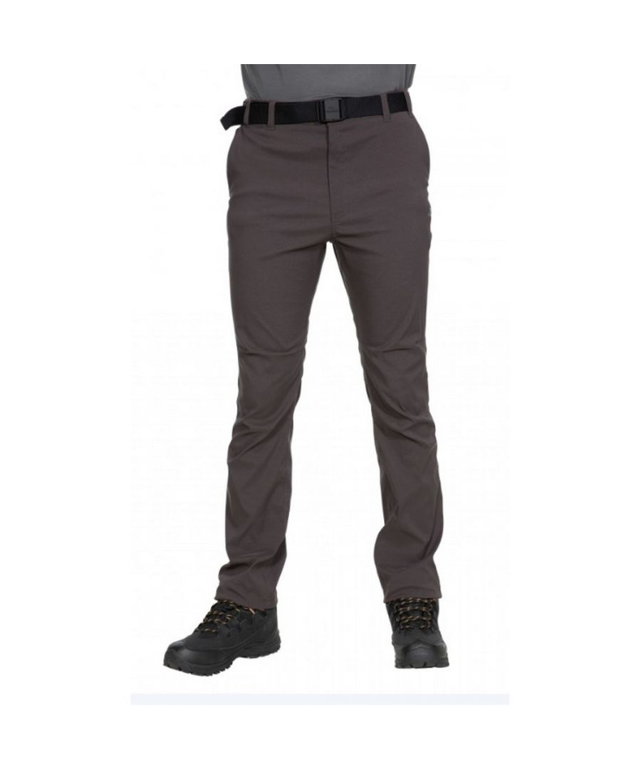Image for Trespass Mens Yarley Adventure Trousers
