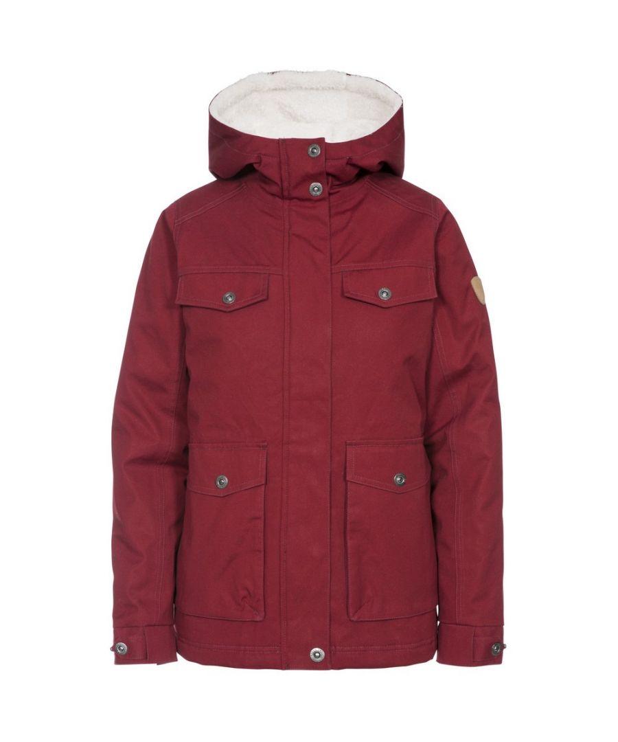 Image for Trespass Womens/Ladies Devoted Waterproof Jacket