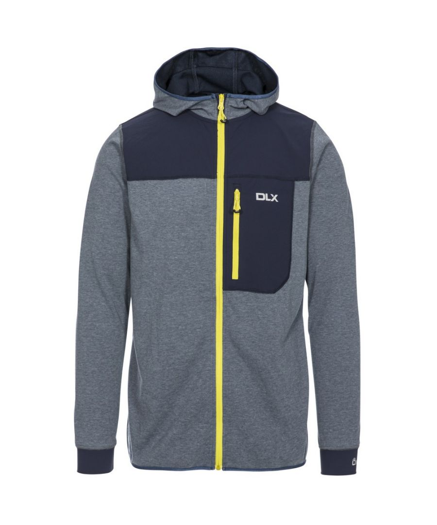 Image for Trespass Mens Barnes DLX Quick Dry Hoodie