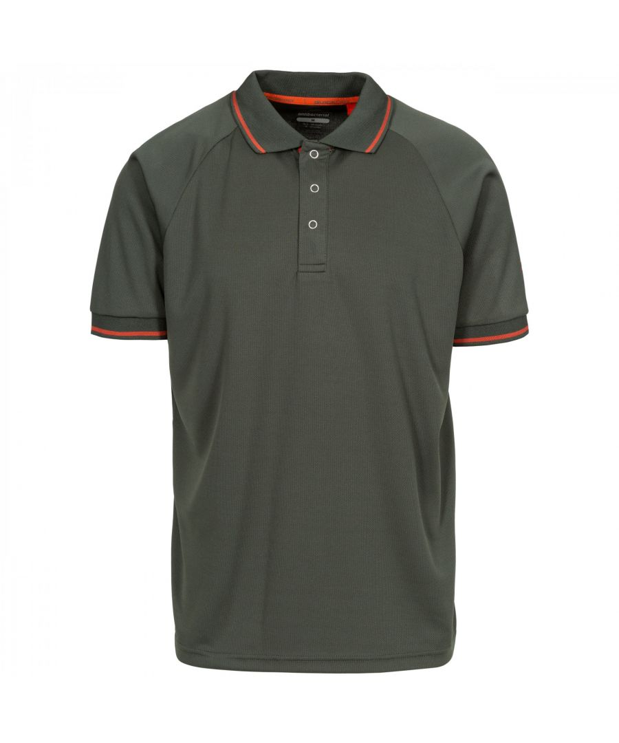 Image for Trespass Mens Bonningotn Polo Top