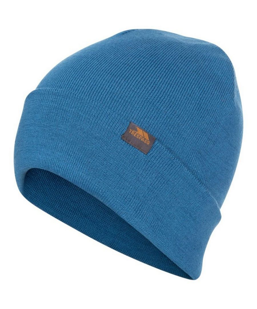 Image for Trespass Unisex Beanie Hat (Cosmic Blue)