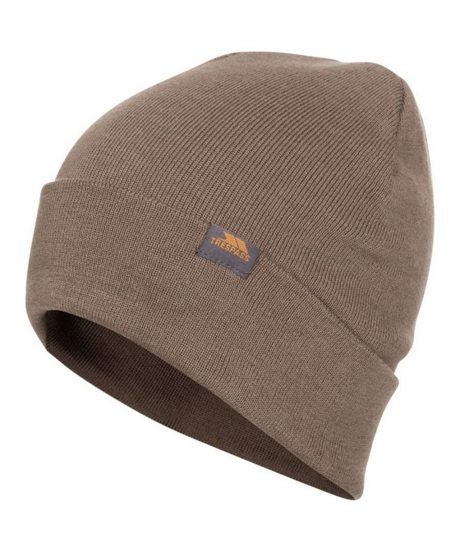 Image for Trespass Unisex Beanie Hat (Khaki)