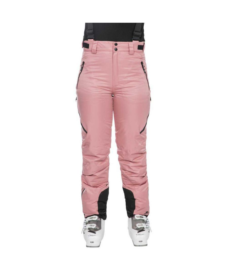 Image for Trespass Womens/Ladies Admiration Waterproof Ski Trousers