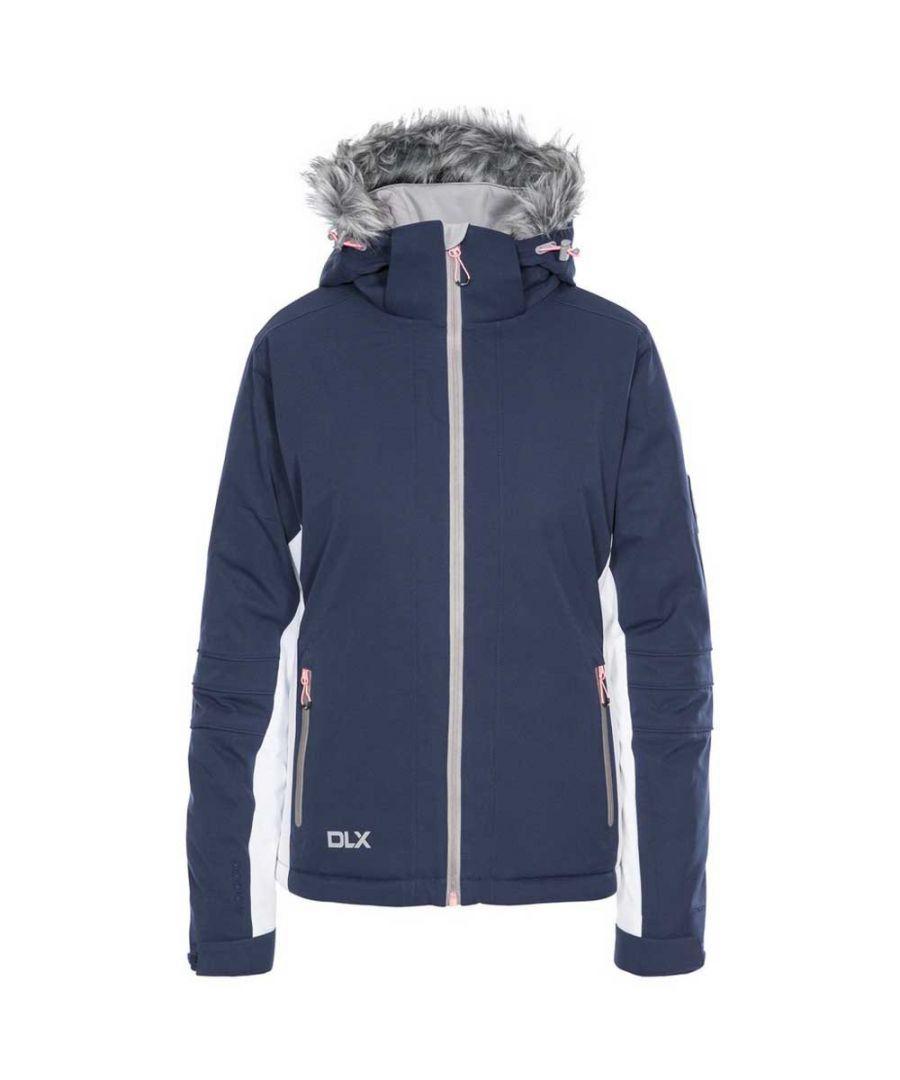 Image for Trespass Womens/Ladies Sandrine Waterproof Ski Jacket