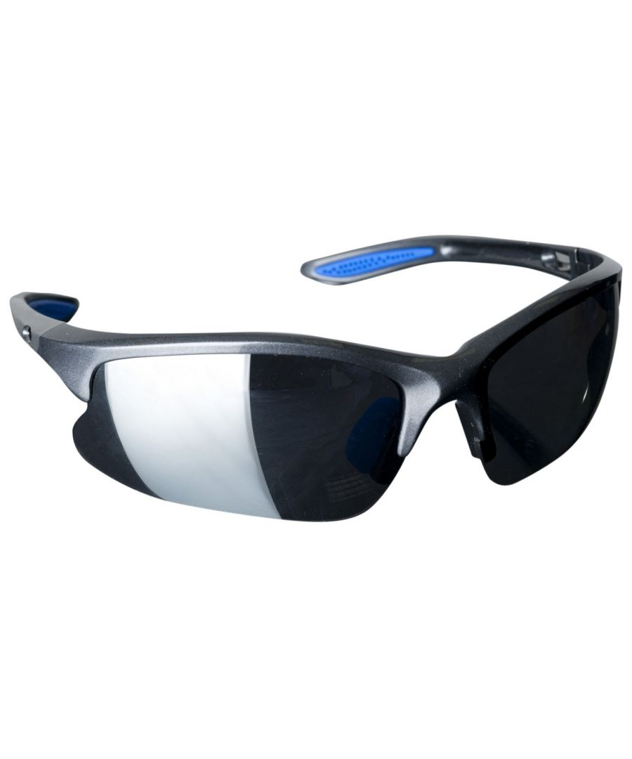 Image for Trespass Unisex Adults Mantivu Tinted Lens Sunglasses