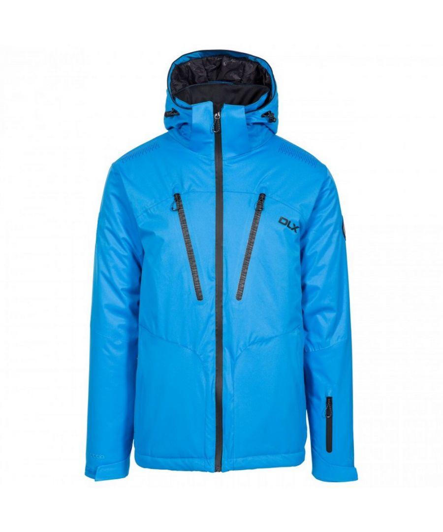 Image for Trespass Mens  DLX Banner Ski Jacket