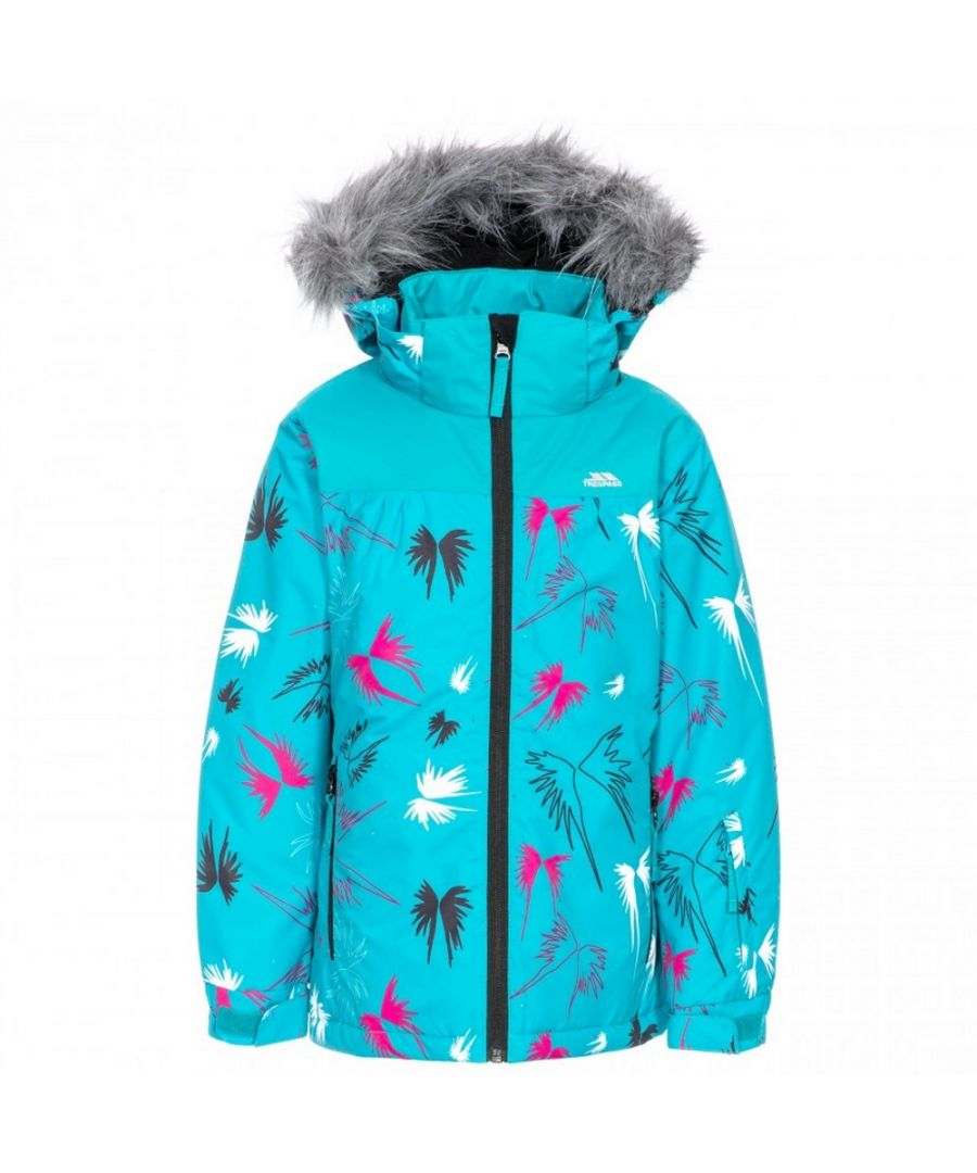 Image for Trespass Girls Beebear Insulated Ski Jacket