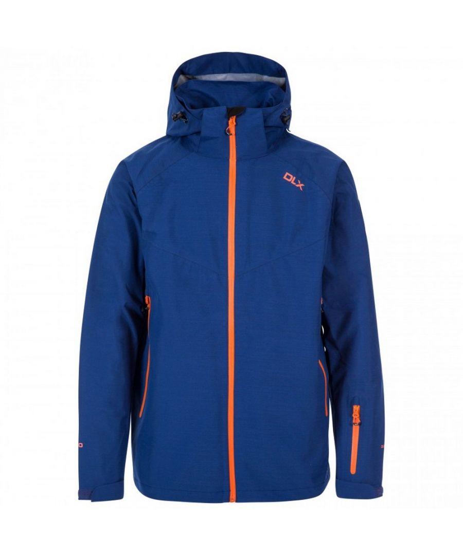 Image for Trespass Mens Crompton  DLX Waterproof Ski Jacket