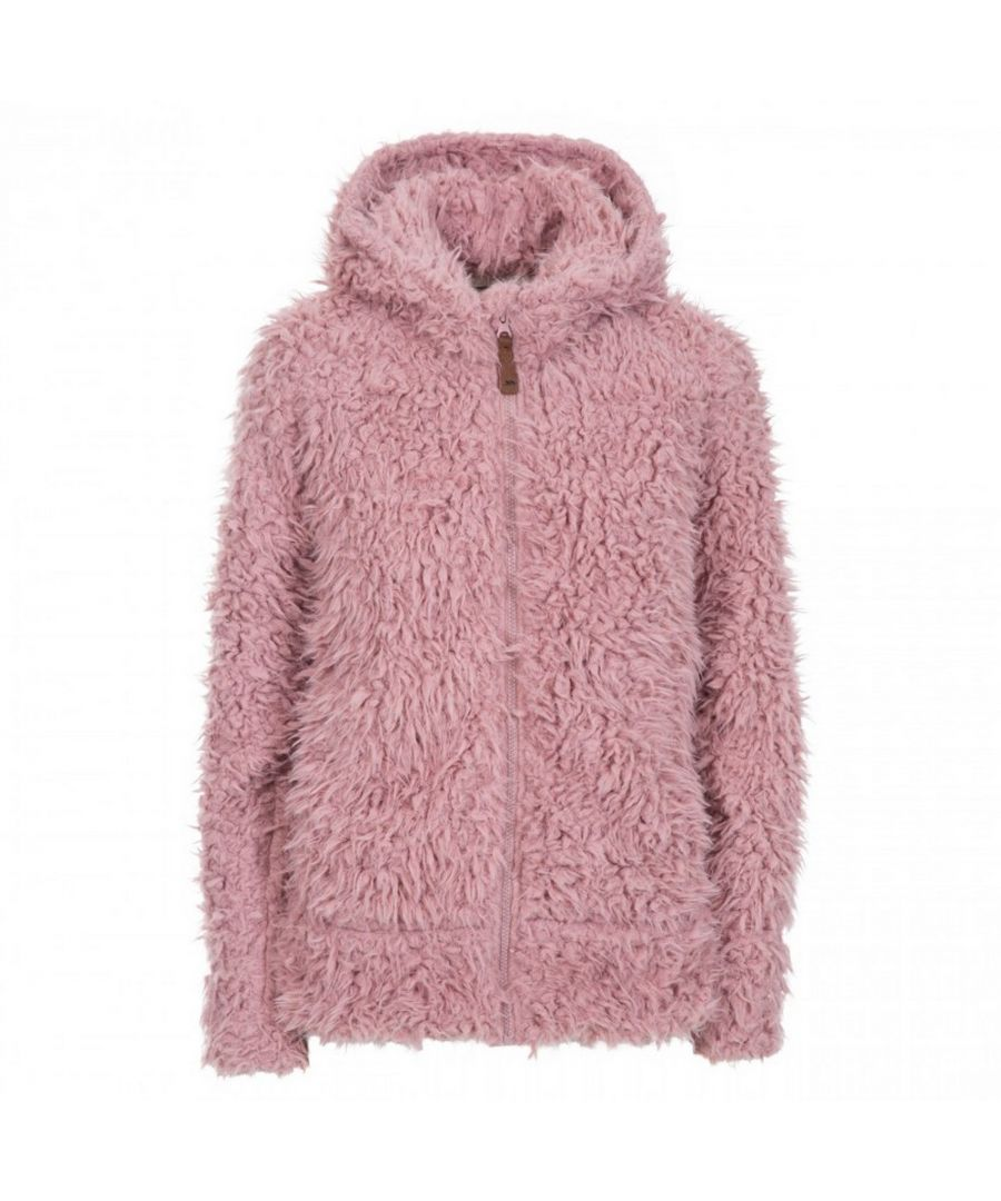 Image for Trespass Womens/Ladies Fluffyness Hooded Fleece Jacket