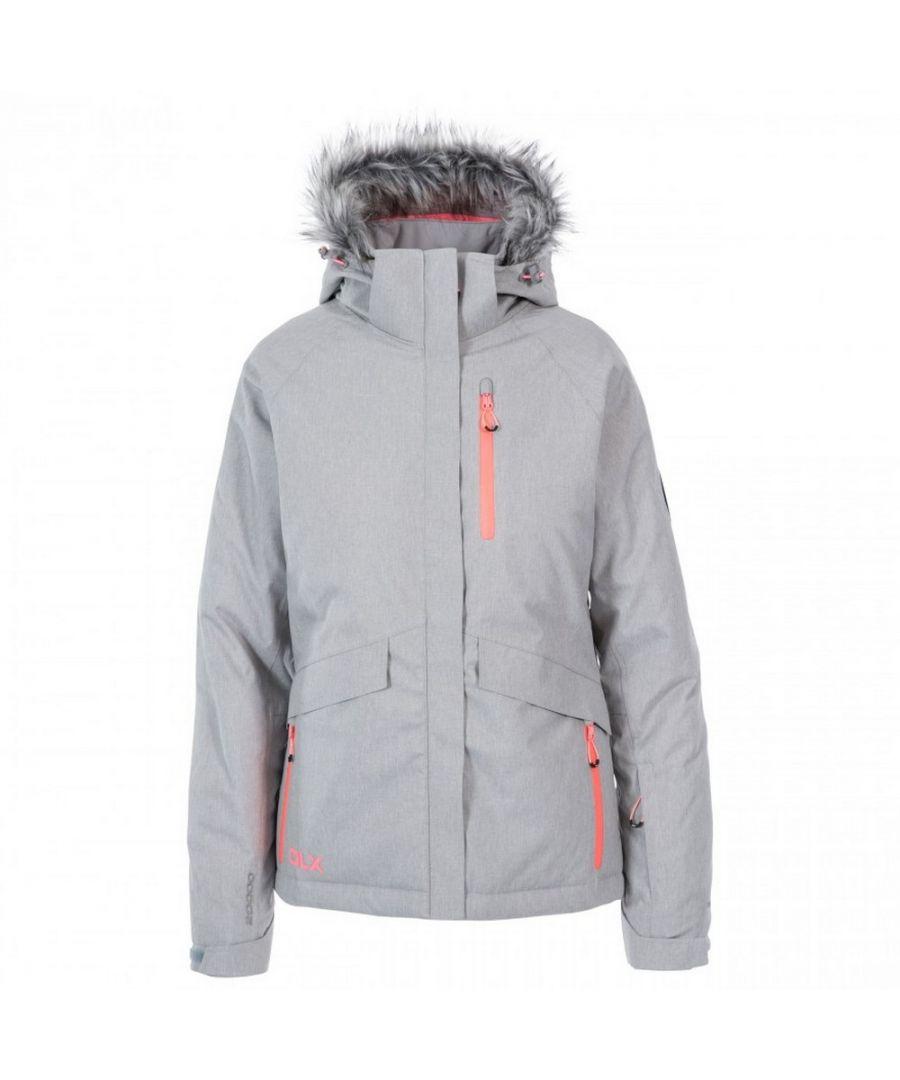 Image for Trespass Womens/Ladies Francesca DLX Ski Jacket