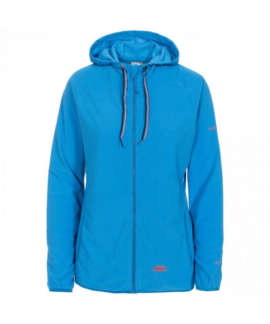 Image for Trespass Womens/Ladies Network Hooded Fleece