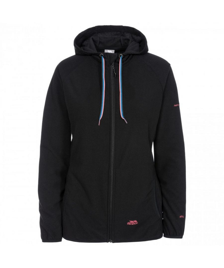 Image for Trespass Womens/Ladies Network Hooded Fleece