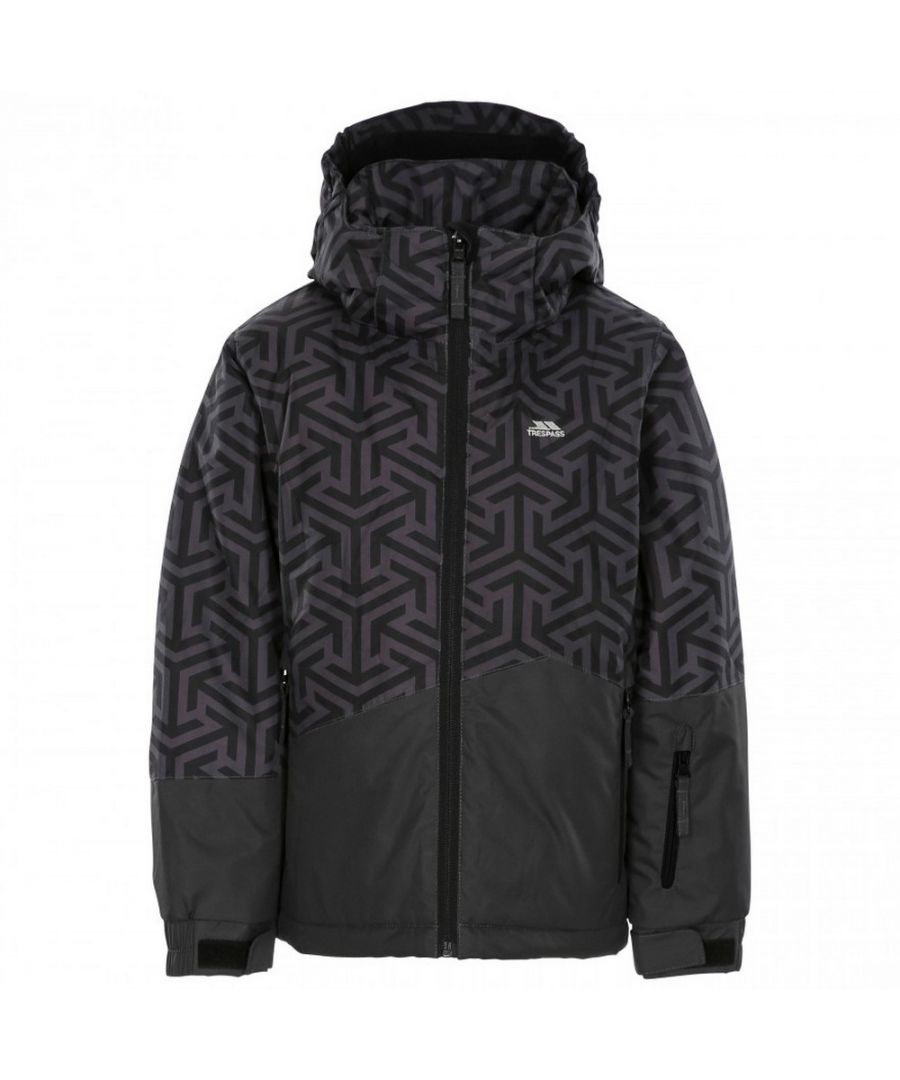 Image for Trespass Kids/Childrens Pointarrow Printed Ski Jacket
