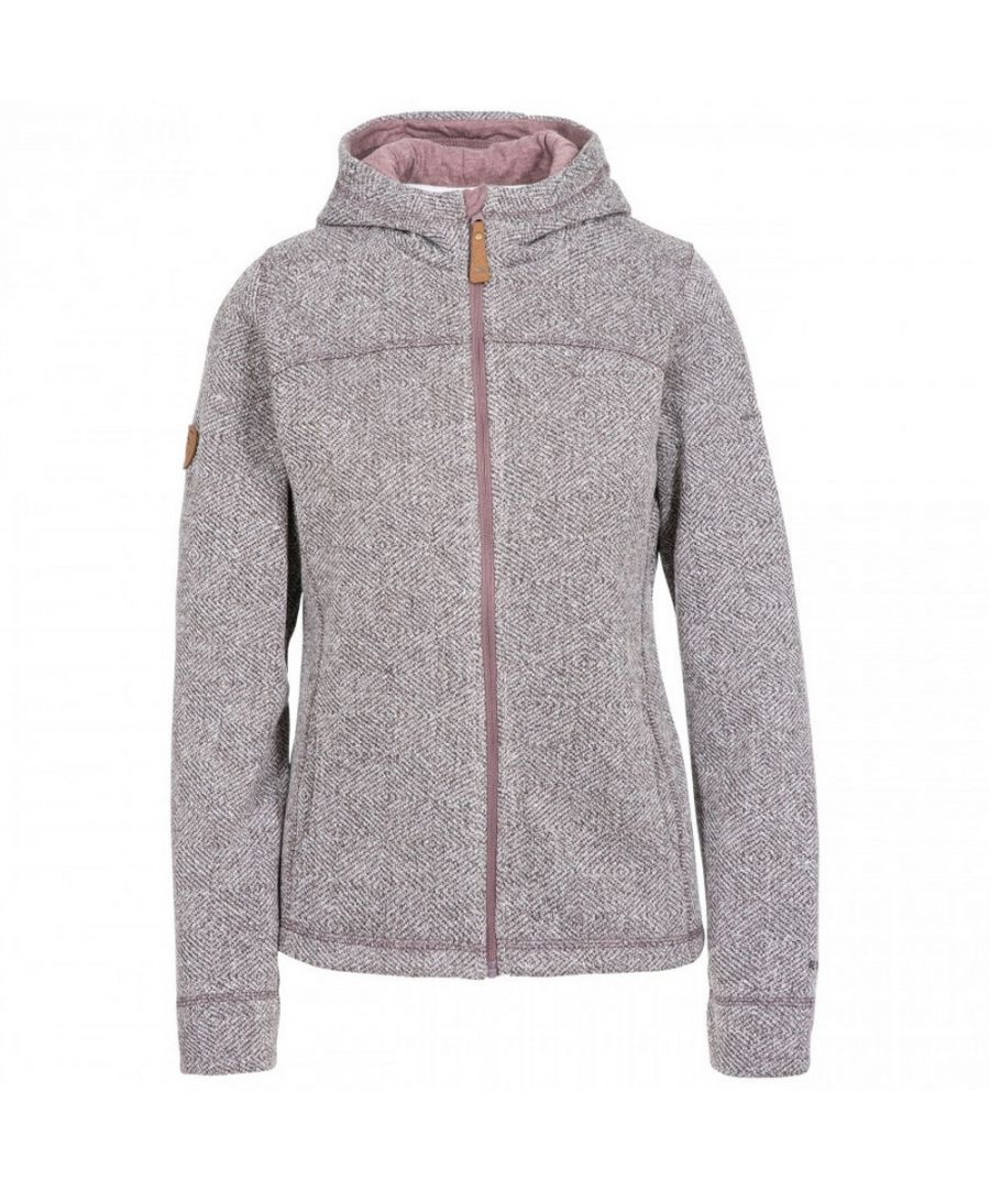 Image for Trespass Womens/Ladies Reserve Hooded Fleece