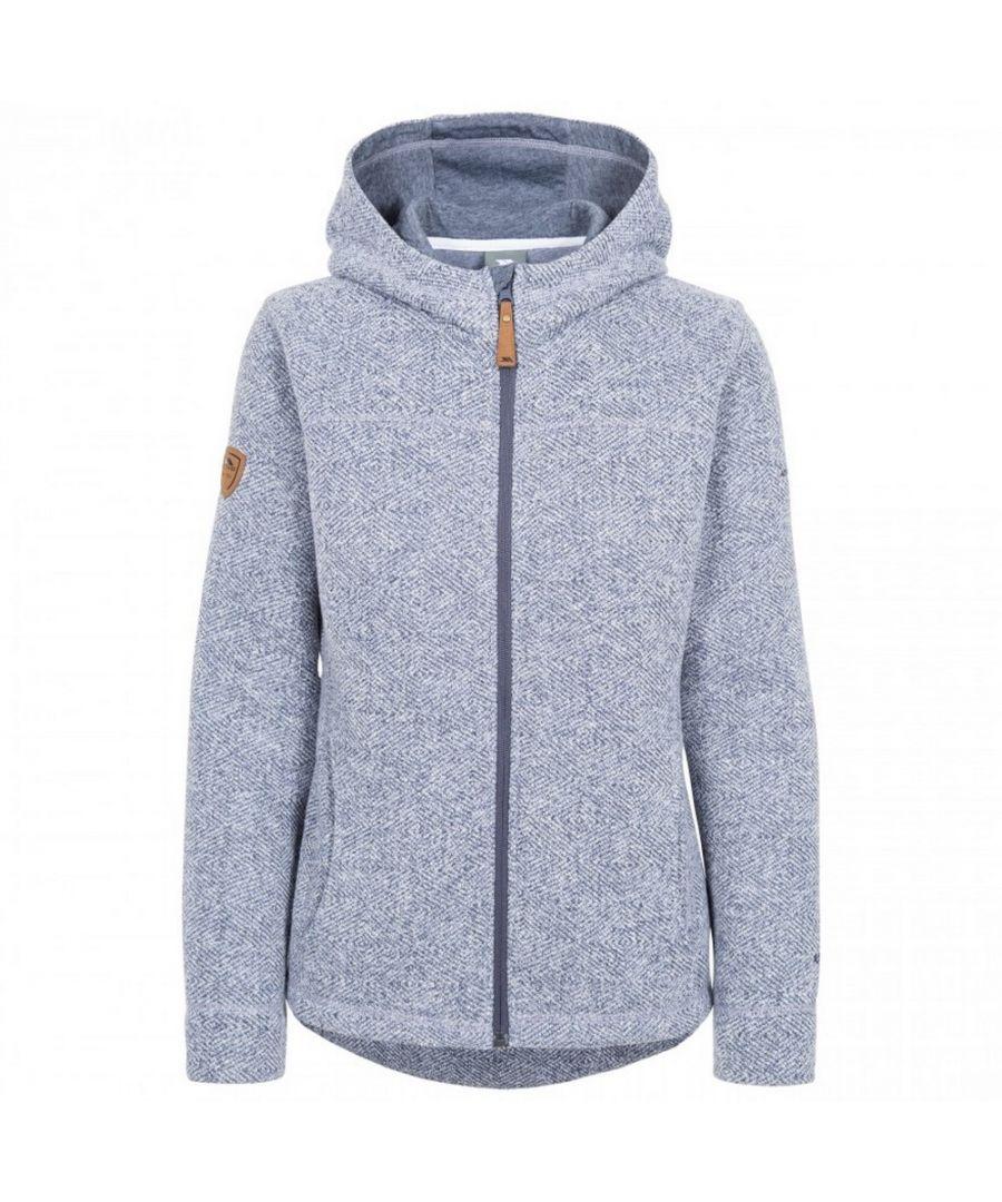 Image for Trespass Womens/Ladies Reserve Hooded Fleece